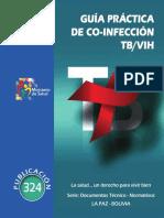 Guia Practica de co-infección Tuberculosis y Vih