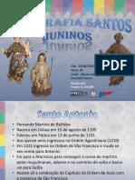 Iconografia Santos Juninos