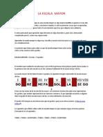 LA ESCALA  MAYOR.docx
