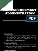 Police Admin Q&A