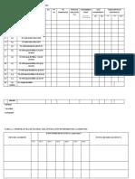 Tablas. Practica de Gelatinización y Gelificación de Almidones (1)