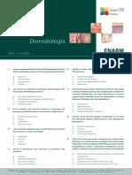 Temario de Clases Dermatologia