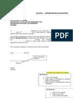 Modelos de solicitudes UNI-FIC 2019