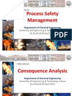 Process Safety Management Lecture