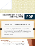 PPT Sistem dan Prosedur Penerimaan Kas SKPD dan PPKD.pptx