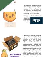 Aporte Mercadeo Agropecuario Piña Oro Miel