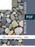 Yale University Press World Languages 2011