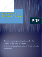 Anaerobic Training