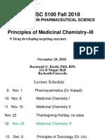 MedchemIII PHSC5100 2018 .Post