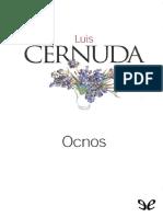 Cernuda, Luis - Ocnos [22646] (r1.1)