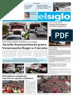 Edicion Impresa 08-02-2019