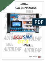 Manual de Pinagens - AutoLeap II