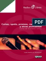 Tutorial 20 Cunas Spots Promos Radiotazos y Otras Puntaditas
