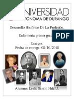 Desarrollo Histórico De La Profesión.docx