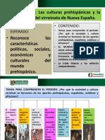 2.- El Mundo Prehispanico. Bloque 1