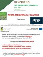 Course 4 Photodegradation