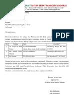 05. Surat Untuk Jasa Raharja