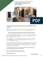 10 Etape Pentru Renovarea-Amenajarea Unui Apartament Cu 2,3,4 Camere