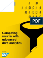 SAP Competing Smarter With Advanced Data Analytics