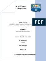 Gestion de Produccion II-unidades
