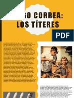 Hugo Correa Exposición