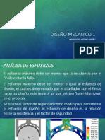 Diseño Mecanico 1 _FEB_15_analisis de Esfuerzos