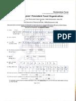 PF & IT Form