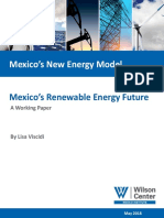 Mexico Renewable Energy Future 0