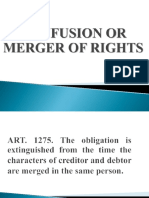 242491396 Confusion or Merger of Rights Powerpoint