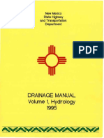 Nm Hydrology Manual