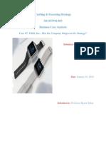 Fitbit Case Study