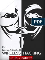 Gu&237a de Wireless Hacking - Karina Astudillo