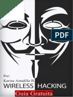 Gu&237a de Wireless Hacking - Karina Astudillo