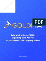 Gold Ma White Paper v 10