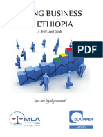 Doing Business in Ethiopia - A Brief Legal Guide