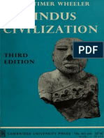 The Indus Civilization by Wheeler