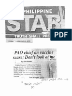 Philippine Star, Feb. 8, 2019, PAO chief on vaccine scare Dont look at me.pdf
