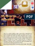 Lección 04 - Un Reino de Sacerdotes