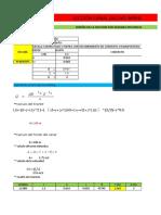 Dieseño Del Canal -Datos de Plano (1)