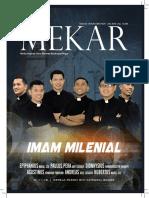 Majalah MEKAR - Edisi 06 Tahun XXXV November–Desember 2018