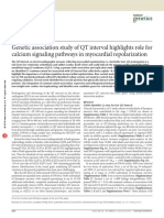 Arking et al. - 2014 - Genetic association study of QT interval highlights role for calcium signaling pathways in myocardial repolarizat.pdf