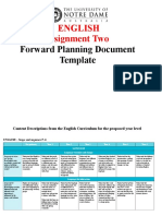 english 3   assignment 2 fpd template