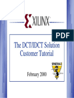 DCT_IDCT Customer Tutorial custdct.pdf