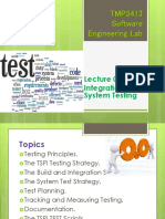 TMP3413Lecture09 Integration&SystemTesting