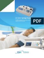SK-500II Syringe Pump Brochure