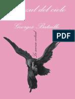 El Azul Del Cielo - Georges Bataille