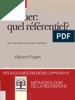 Gerard Figari - Evaluer _ Quel referentiel.pdf