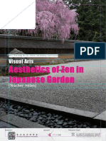 ART07_Aesthetics of Zen and Japanese Garden_Teaching Notes
