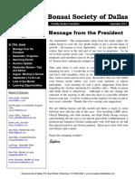 BSD 2013 Sept Newsletter