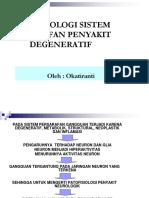 Patofis Saraf Degeneratif Neuro 2